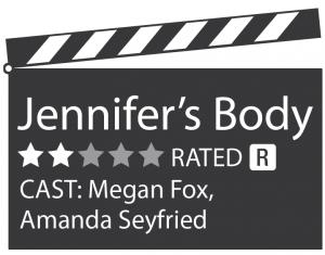 Jennifer's Body Review Stats